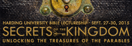 2015 Secrets of the Kingdom: Unlocking the Treasures of the Parables