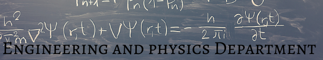Engineering and Physics