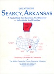 Locating in Searcy, Arkansas: A Facts Book for Business and Industry - Individuals and Families by Don P. Diffine Ph.D.