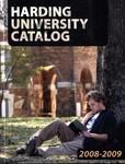 Harding University Course Catalog 2008-2009