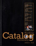 Harding University Course Catalog 2001-2002 by Harding University