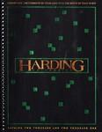 Harding University Course Catalog 2000-2001