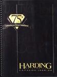 Harding University Course Catalog 1998-1999