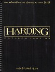 Harding University Course Catalog 1997-1998 by Harding University