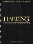 Harding University Course Catalog 1997-1998