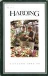 Harding University Course Catalog 1995-1996
