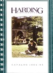 Harding University Course Catalog 1994-1995 by Harding University