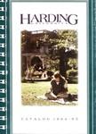 Harding University Course Catalog 1994-1995