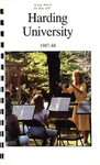 Harding University Course Catalog 1987-1988 by Harding University