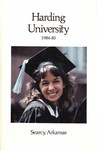 Harding University Course Catalog 1984-1985 by Harding University