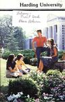 Harding University Course Catalog 1982-1983 by Harding University