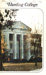 Harding College Course Catalog 1974-1975 by Harding College