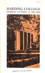 Harding College Course Catalog 1967-1968 by Harding College