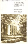 Harding College Course Catalog 1966-1967 by Harding College