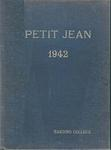 Petit Jean 1941-1942 by Harding College