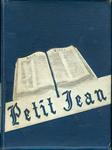 Petit Jean 1946-1947 by Harding College