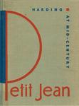 Petit Jean 1949-1950 by Harding College