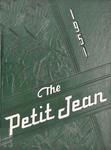 Petit Jean 1950-1951 by Harding College