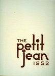 Petit Jean 1951-1952 by Harding College