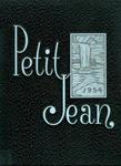 Petit Jean 1953-1954 by Harding College