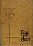 Petit Jean 1954-1955 by Harding College
