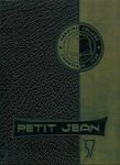 Petit Jean 1956-1957 by Harding College