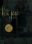 Petit Jean 1961-1962 by Harding College