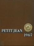 Petit Jean 1966-1967 by Harding College