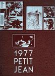 Petit Jean 1976-1977 by Harding College