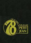 Petit Jean 1977-1978 by Harding College