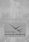 Petit Jean 1982-1983 by Harding University