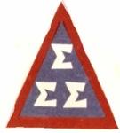 Tri Sigma Delta logo