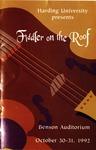 Fiddler on the Roof (1992 program)