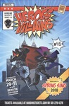 Spring Sing: Heroes & Villains (2018 poster)