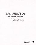 Doctor Faustus: The Battle of a Lifetime (1996 program)