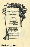 A Marriage Proposal (program)