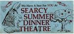 Searcy Summer Dinner Theatre (1992 mailer)